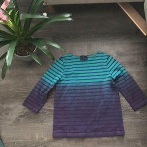Le minor jCrew top 2 Xs Alexa Chung blouse madewel